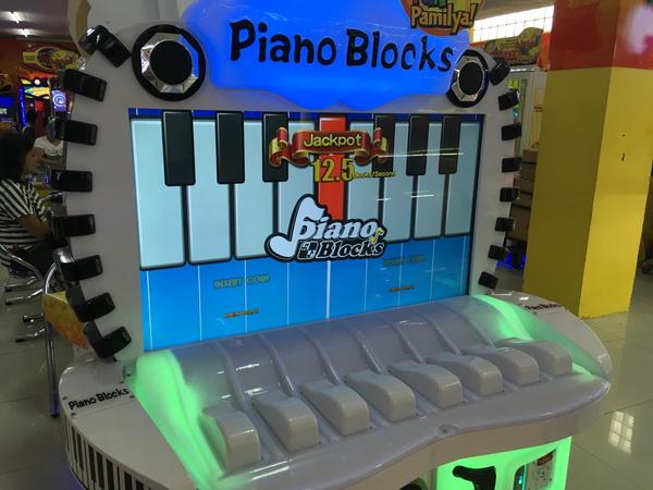 子供が夢中になったピアノのゲーム