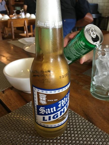 サンミゲルビール